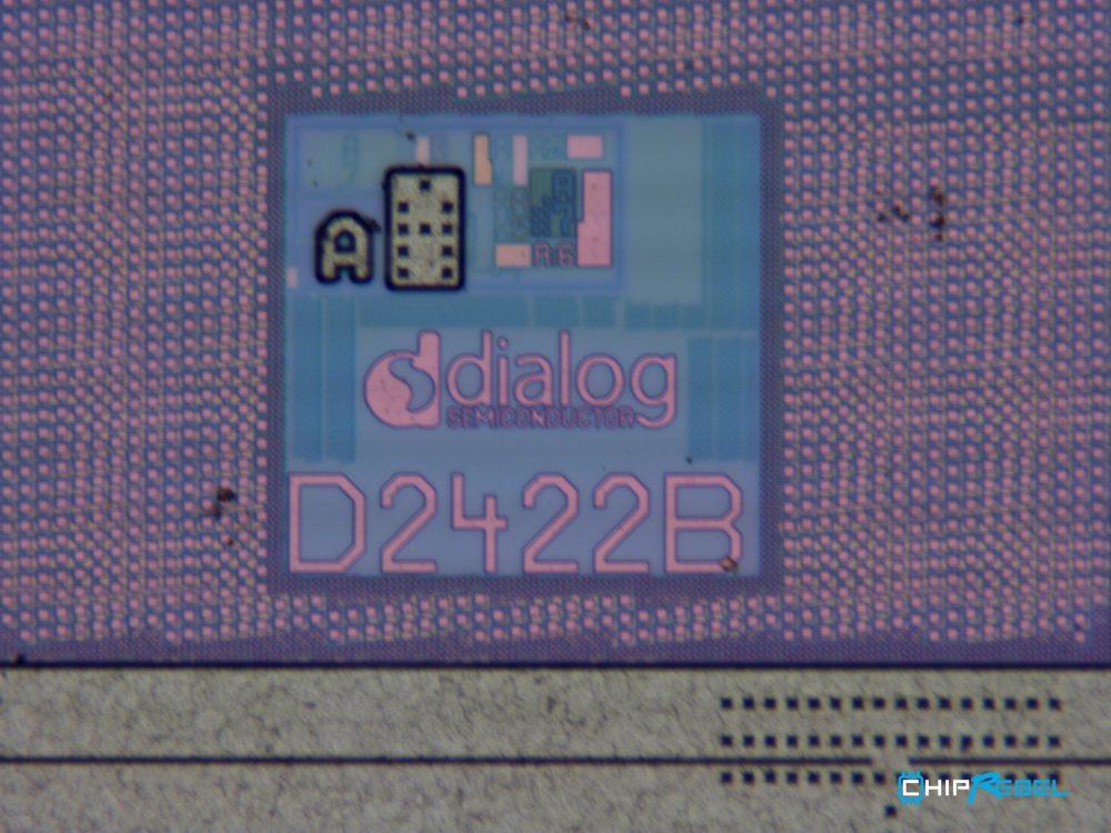 338S00309 PMIC Dialog D2422B   ChipRebel   Latest chip's